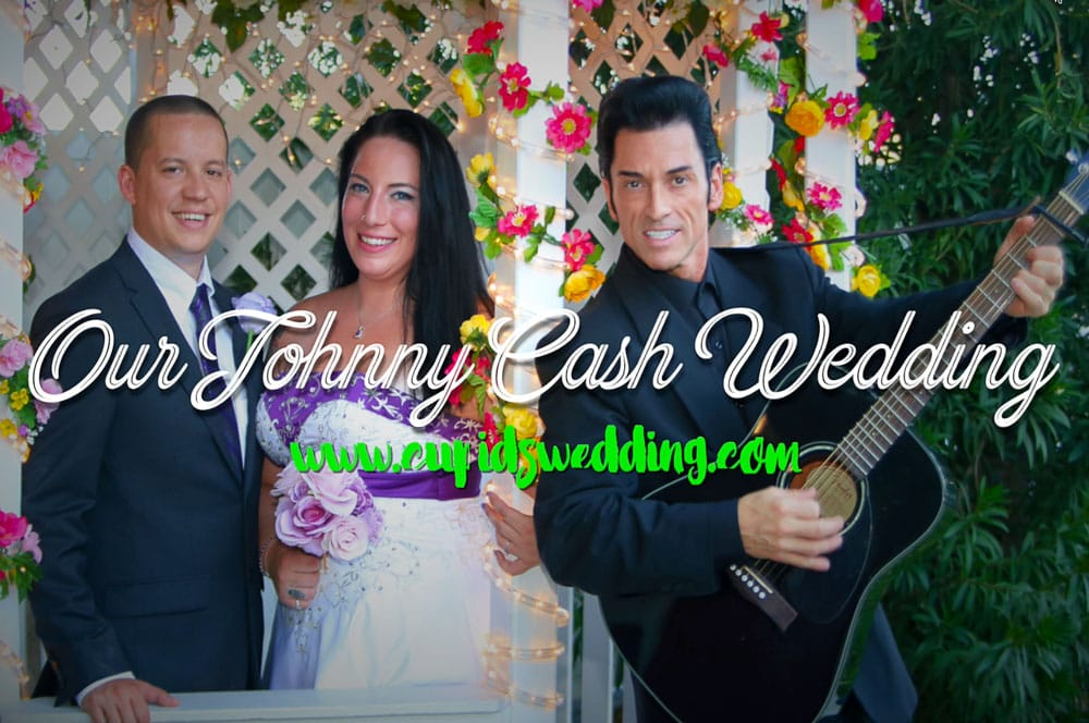 Johnny Cash Wedding Las Vegas