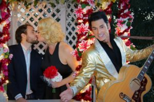 Elvis Wedding Las Vegas Cupid's Wedding Chapel